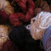 Handspun Yarns by several members