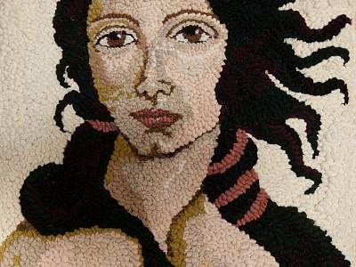 Liz Stoyko's take on Botticelli